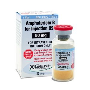 Amphotericin B for Injection, USP